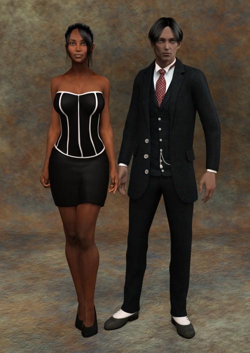 Teresa and Jackson Martins