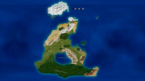 Isekai Map 1